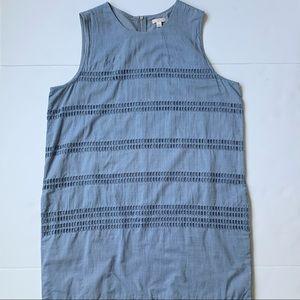 Gap Sleeveless Denim Like Dress